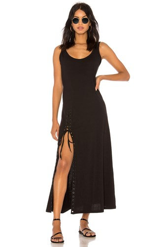 Lace Kylie Kendall Dress Tank Black Up wFx6PUxq