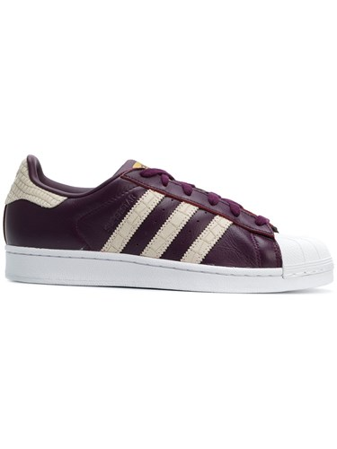 adidas Superstar Sneakers Pink And Purple AhWDZwM2