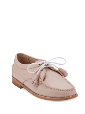 G.H. Bass Winnie Leather Oxfords Blush nflzruPTqd