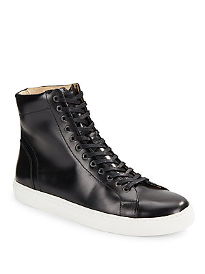 modern Black Top homme High Sneakers fiction 7qvrw7