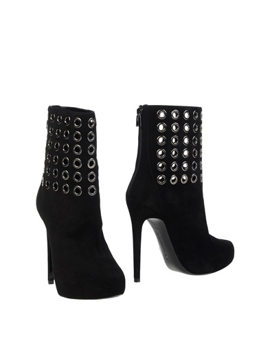 Barbara Bui Ankle Boots Black ZzsidWD