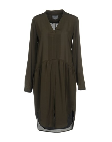 Short Short Maiyet Military Green Dresses Green Maiyet Dresses Military drrcwSqXf