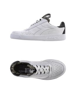 DIADORA HERITAGE BY THE EDITOR Low Tops And Trainers White cTvhp3N
