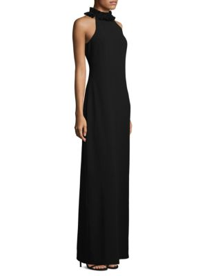 Trina Turk Dobbie Dress Black hfDlaU
