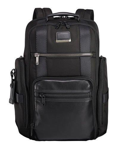 Tumi Sheppard Deluxe Backpack Black pZEyPts5