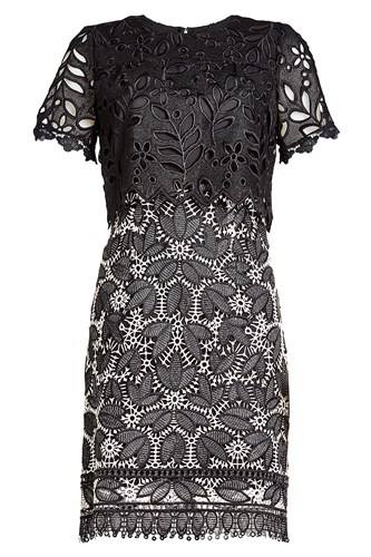 Anna Lace Mini Anna Sui Dress Dress Sui Mini Sui Anna Lace Lace rxRrqw6U