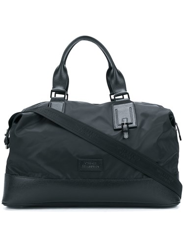 Large Collection Versace Holdall Black Logo 5AwfwR8q