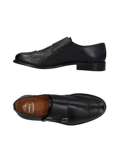 BRAWN'S Loafers Black xdEIdOpc