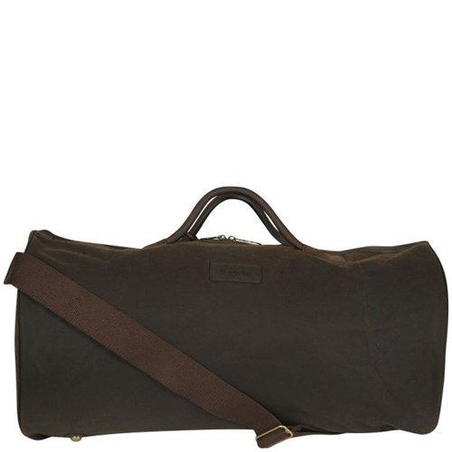 Barbour Men's Wax Holdall Olive ijnNwtfc