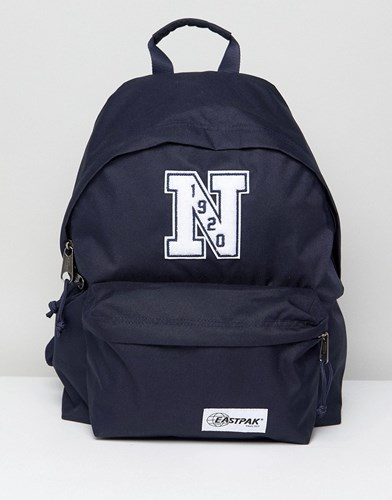 Eastpak X New Era Padded Pak R Backpack New Era Navy gg2T7