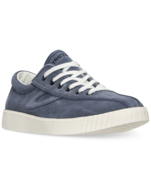 Tretorn Men's Nylite 11 Plus Casual Sneakers From Finish Line Deep Sea Blue Deep Sea Bl jcUsC