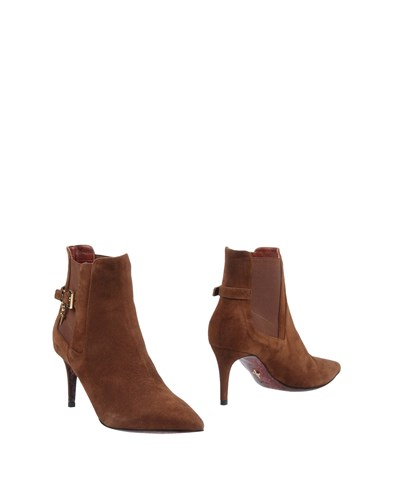 Cesare Paciotti Ankle Boots Brown ubBDNcE4l