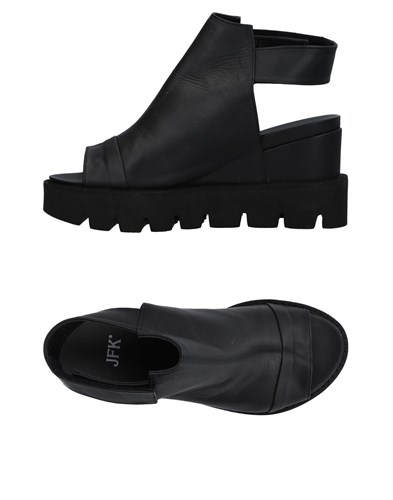 JFK Sandals Black AfdnJ3tNyk