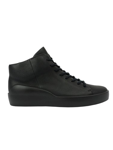 The Last Conspiracy 'Asger' Hi Top Sneakers Black ZEUvj