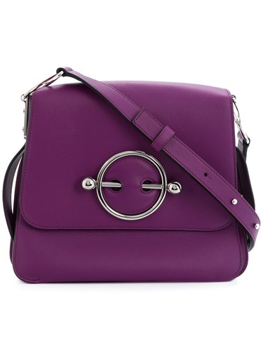 J.W.Anderson Jw Anderson Disc Bag Pink And Purple wVCwy