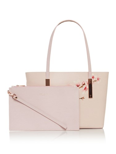 Ted Pink Printed Goldiie Mini Tote Baker Bag qrA4q68T
