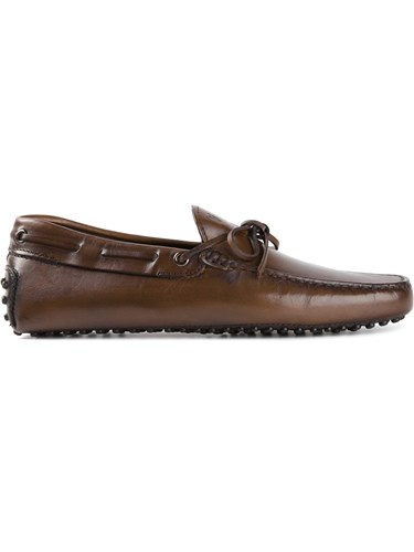 'Gommino' Tod's Tod's 'Gommino' Shoes Driving Brown Driving 46qwF4