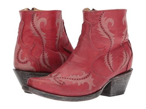 Corral Boots G1379 Red Cowboy 7Hhihcm2