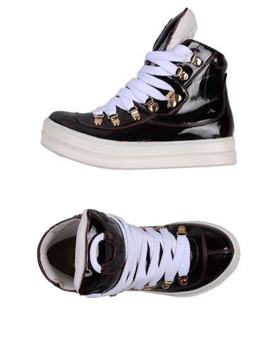 Jeffrey Campbell High Tops And Trainers Black YtJCI0UR