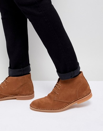 Desert Suede Tan Homme Boots Selected Y40EqE