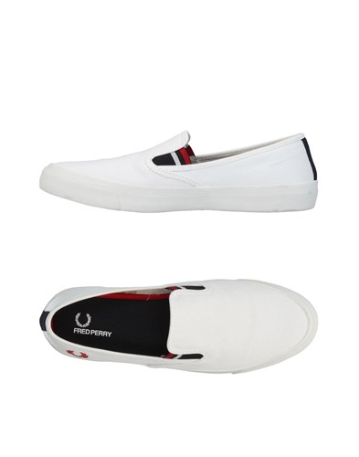 Fred Perry Sneakers White n8w4h7d1
