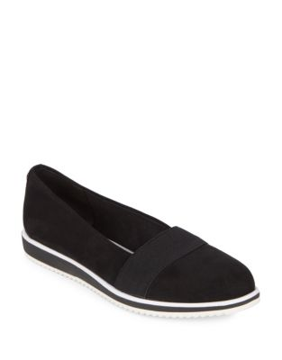 Anne Klein Michelle Aksport Casual Mary Jane Flats Black QWMl7NuHy