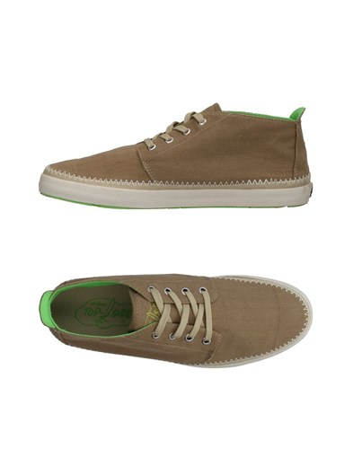 Sperry Top Sider Sneakers Khaki QIAzmB3