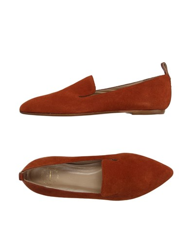 ATP ATELIER ALL TOMORROW'S PARTIES Loafers Tan pxEoq2L