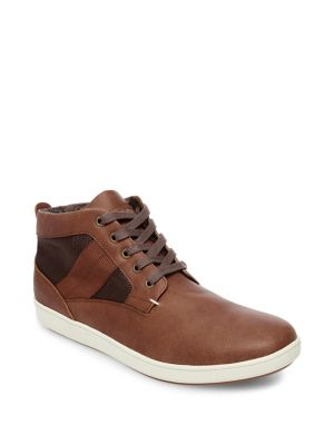 Madden High Top Steve Frazier Sneakers Cognac wSEqA