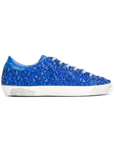 Golden Goose Deluxe Brand Superstar Sneakers Women Cotton Leather Other Fibres Rubber 35 Blue aYoLk42CHI