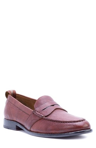 Graham Torres Loafer Leather Cognac Penny Robert pwUdxYzqU