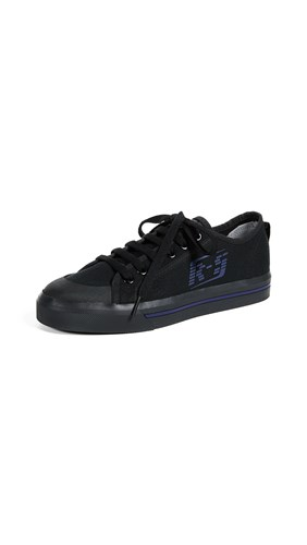 adidas Raf Simons Spirit Low Sneakers Black Night Sky wd81EJN