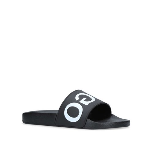 Hugo Boss H Timeout Pool Slide Black rKbwy4k4MB