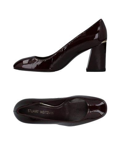 Stuart Weitzman Pumps Deep Purple xjVUTHr05