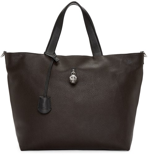 Brown Hold All Tote