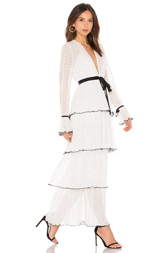 Alice McCall Now Or Never Dress White X8siODvYuJ
