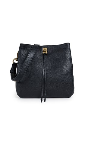 Rebecca Minkoff Darren Shoulder Bag Black FCUd5kPdQc