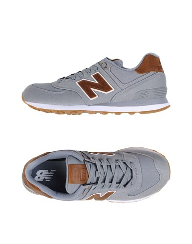 New Balance Footwear Low Tops And Sneakers Grey BePBn