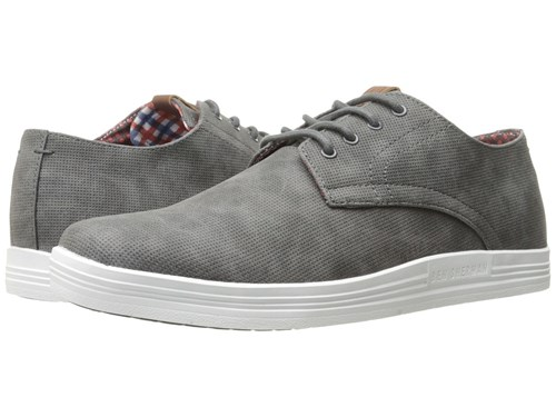 Ben Sherman Payton Dark Grey Shoes Gray Qr8qPCjUNU