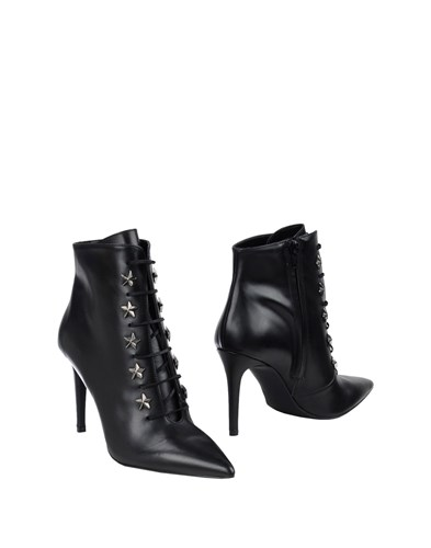 Jolie By Edward Spiers Ankle Boots Black FDXaq02t
