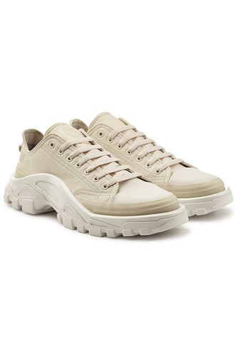 Raf Simons Adidas By Rs Detroit Runner Sneakers Beige MGH3QQivE