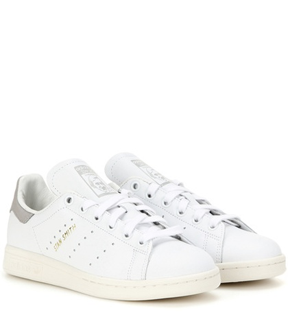 Sneakers Stan Smith Leather White adidas 8Y0zwg