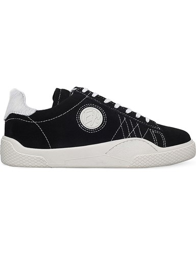 Eytys Wave Rough Suede Trainers Black MAnb8MNT5