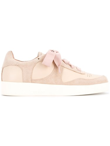 Senso Amelie Sneakers Calf Leather Suede Pig Leather Rubber Pink Purple y6q5EbvDX