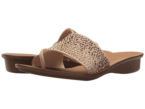Nubuck Pixie Brown Soft Slide Paul Shoes Sisal Women's Slide Green qXwS4U5xR