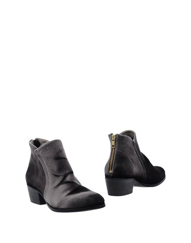 Hudson H By Ankle Boots Steel Grey niLSM4M