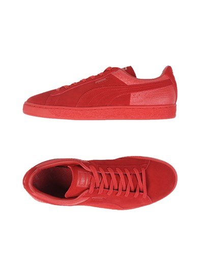 Puma Sneakers Red A8iRrzrivb