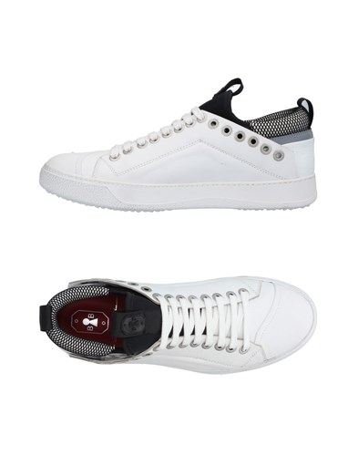 Bruno Bordese Sneakers White B0ya3g9hTf