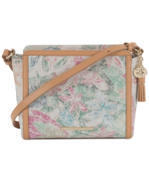 Small Brahmin Creme Crossbody Carrie Talitha qzFzx84t