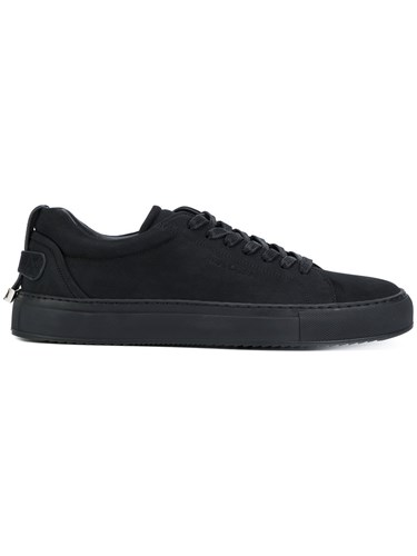 Rubber Up Leather Lace Black Buscemi Sneakers x5I1qw0av